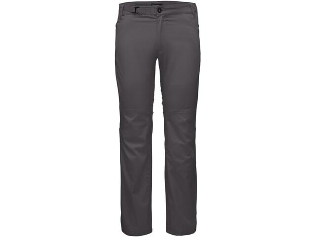 Black Diamond Credo Pantalon Homme, carbon